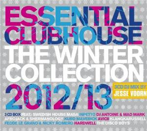 VA Essential Clubhouse [2012-2013, 3СD, 2012, MP3]